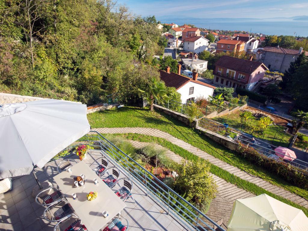 Ferienwohnung Bella Vista (OPA104) (107984), Jurdani, , Kvarner, Kroatien, Bild 13