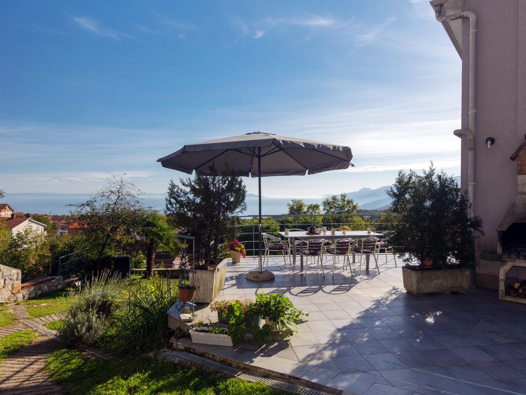 Ferienwohnung Bella Vista (OPA104) (107984), Jurdani, , Kvarner, Kroatien, Bild 19