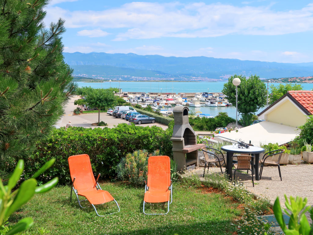 Appartement de vacances Mirta (MLK100) (112587), Silo, Île de Krk, Kvarner, Croatie, image 1