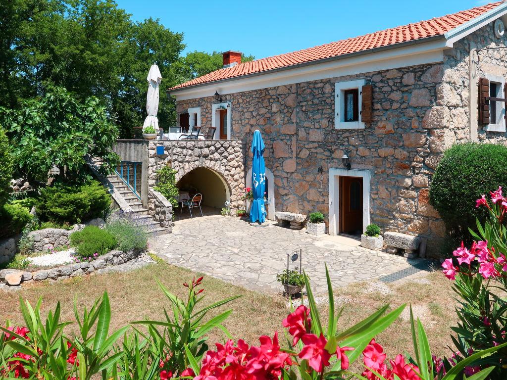 Ferienwohnung Mia (MLK370) (108041), Dobrinj, Insel Krk, Kvarner, Kroatien, Bild 1