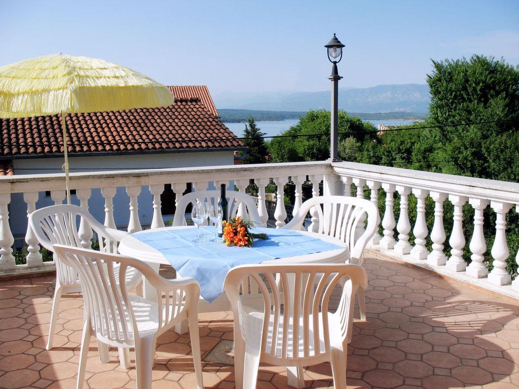 Appartement de vacances Stipic (MLK125) (112932), Dobrinj, Île de Krk, Kvarner, Croatie, image 1