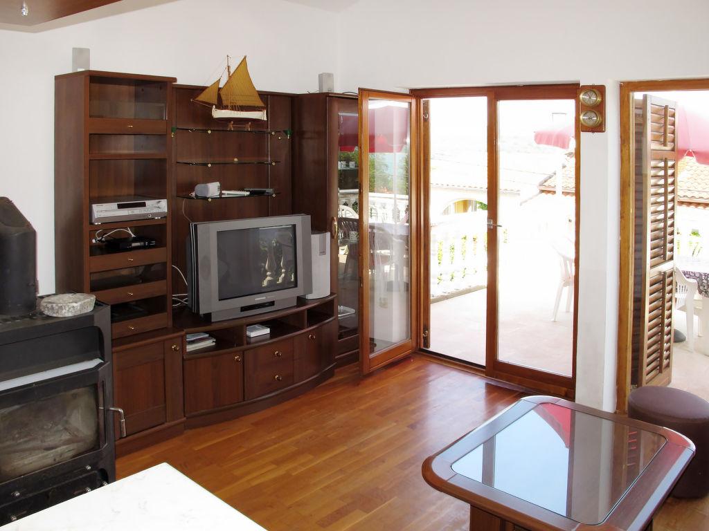 Appartement de vacances Stipic (MLK125) (112932), Dobrinj, Île de Krk, Kvarner, Croatie, image 4