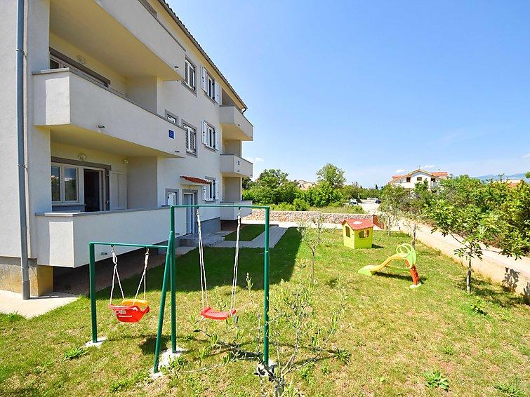 Appartamento di vacanza Croazia, Quarnero/Isole, Krk/Šilo
