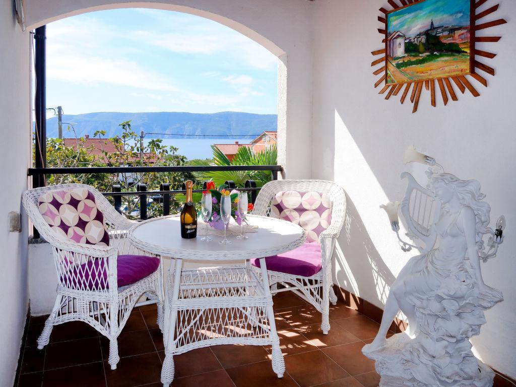 Appartement de vacances Dilly (KRK115) (107509), Krk (Stadt), Île de Krk, Kvarner, Croatie, image 1