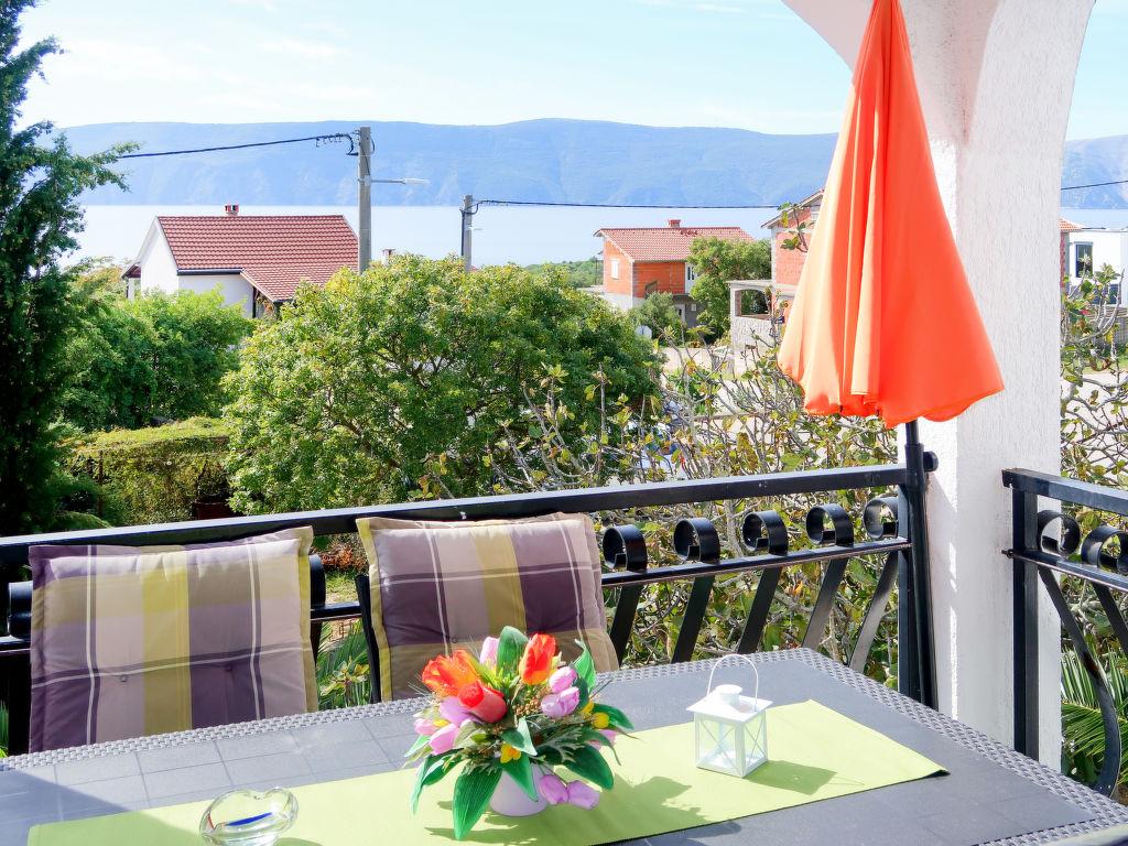 Appartement de vacances Dilly (KRK116) (108742), Krk (Stadt), Île de Krk, Kvarner, Croatie, image 1