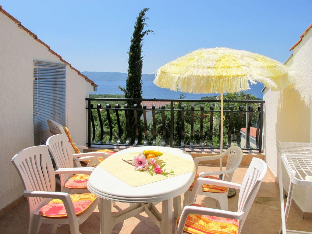 Appartement de vacances Dilly (KRK117) (109423), Krk, Île de Krk, Kvarner, Croatie, image 1