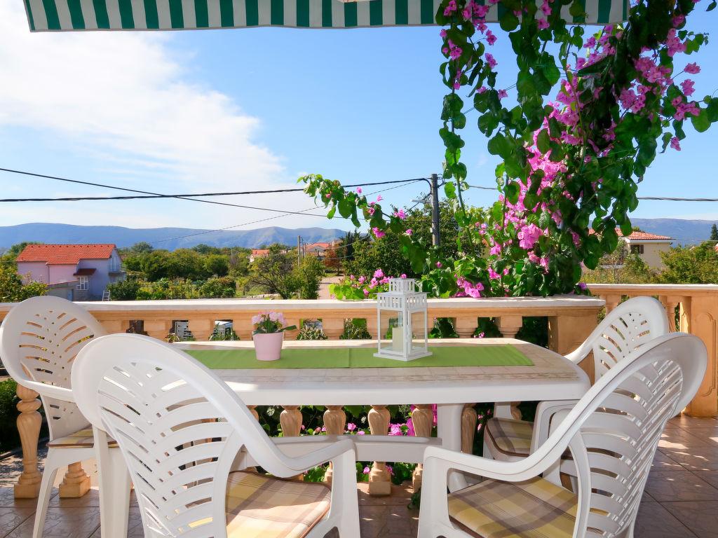 Appartement de vacances Andjelka (267067), Krk (Stadt), Île de Krk, Kvarner, Croatie, image 2