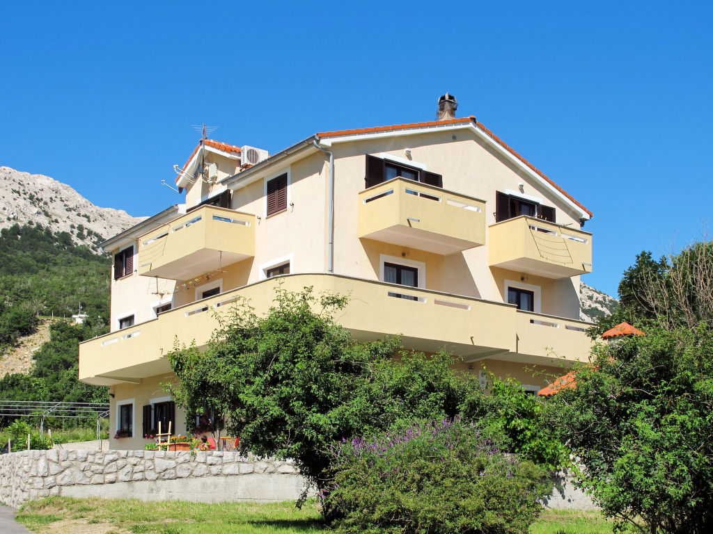 Appartement de vacances Marija (BKA502) (106736), Baška, Île de Krk, Kvarner, Croatie, image 11