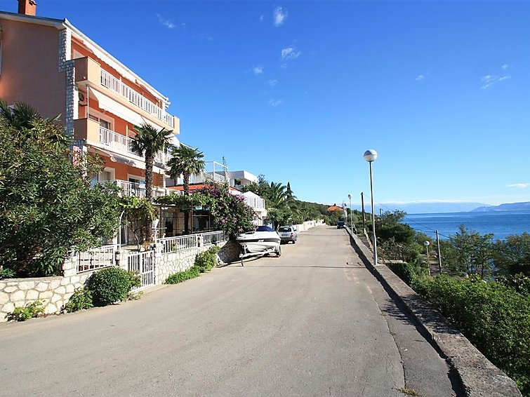 Holiday Apartment MAURICIUS 3 direkt am Meer with pet permission and terrace
