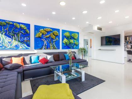 Moderne villa von archstudio architecten villa s en interieur