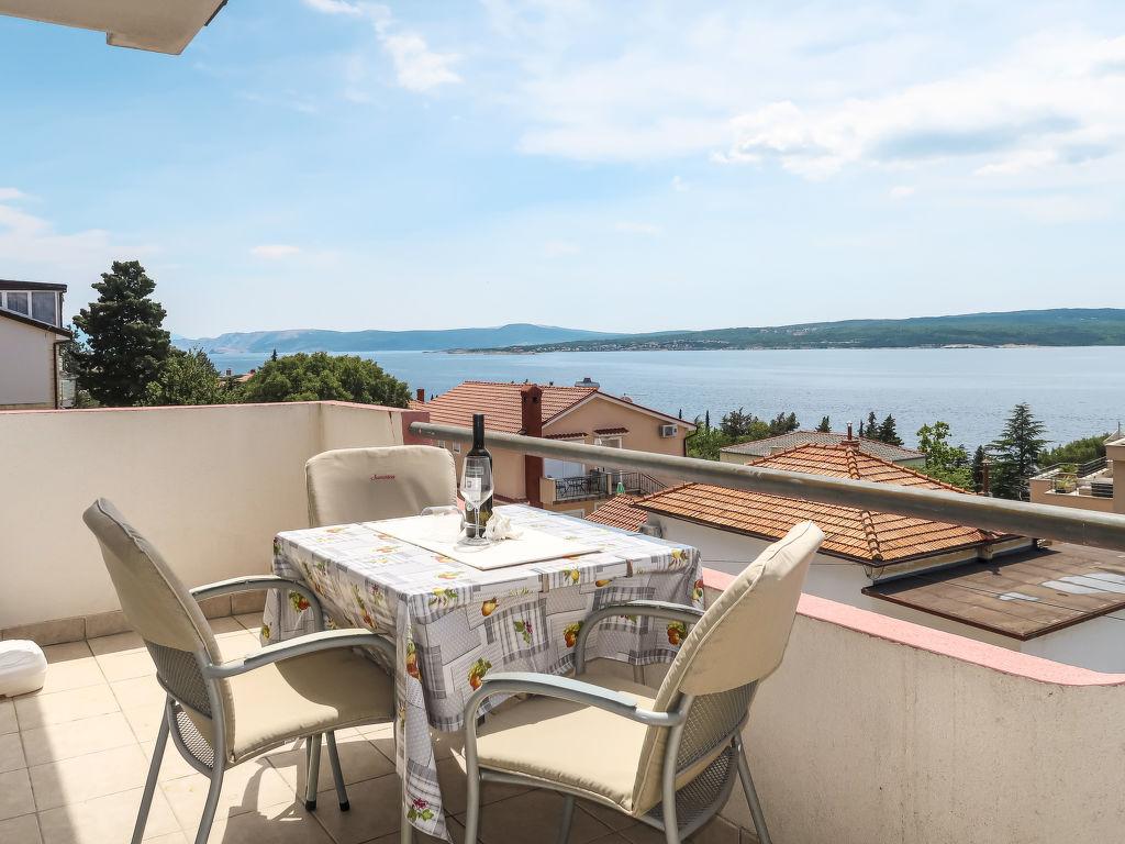 Appartement de vacances Manestar (CKV220) (418942), Dramalj, , Kvarner, Croatie, image 1