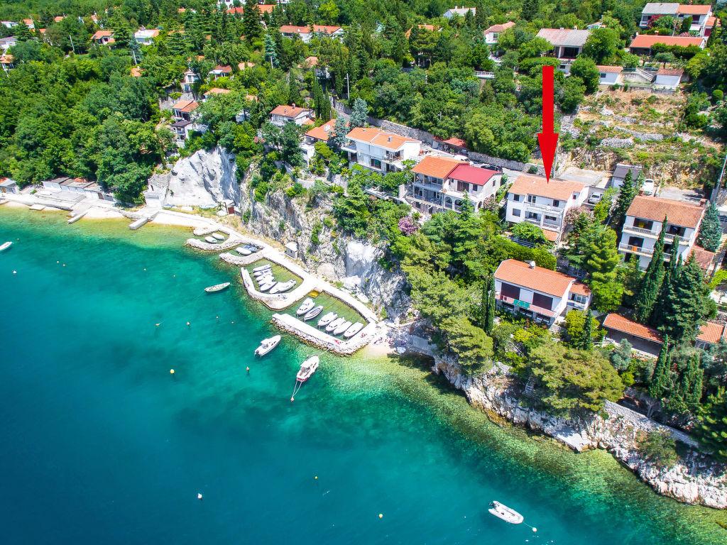 Appartement de vacances Fister (JAD101) (107775), Jadranovo, , Kvarner, Croatie, image 3
