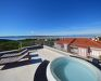 Appartement SeaView, Selce, Zomer
