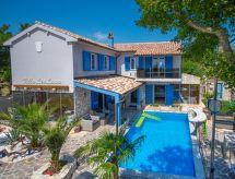 Novi Vinodolski - Vacation House Lea Lana