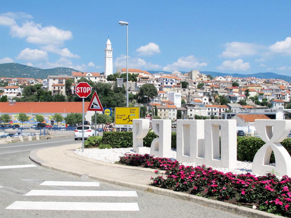 Appartement de vacances Krajina (NOV303) (105406), Novi Vinodolski, , Kvarner, Croatie, image 21