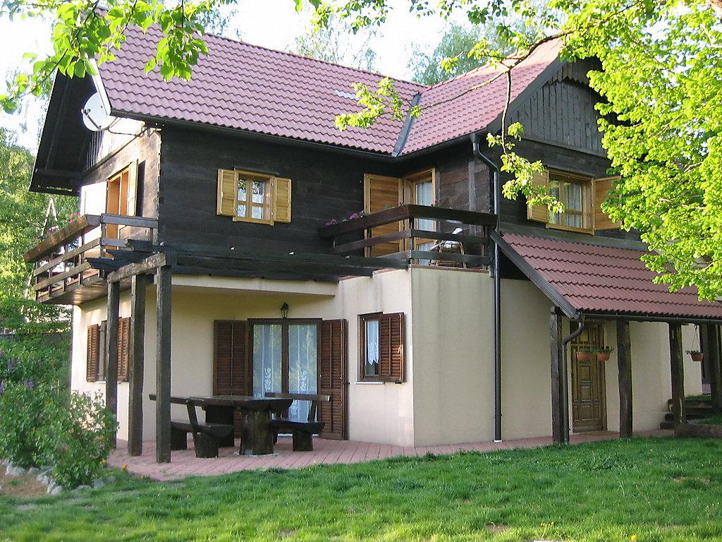 Dom wakacyjny villa rustica for Villas rusticas