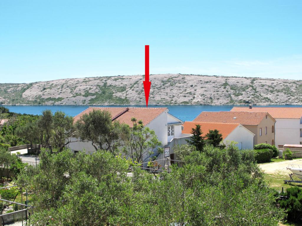 Appartement de vacances Andrea (RAB103) (110743), Rab (Stadt), Île de Rab, Kvarner, Croatie, image 1