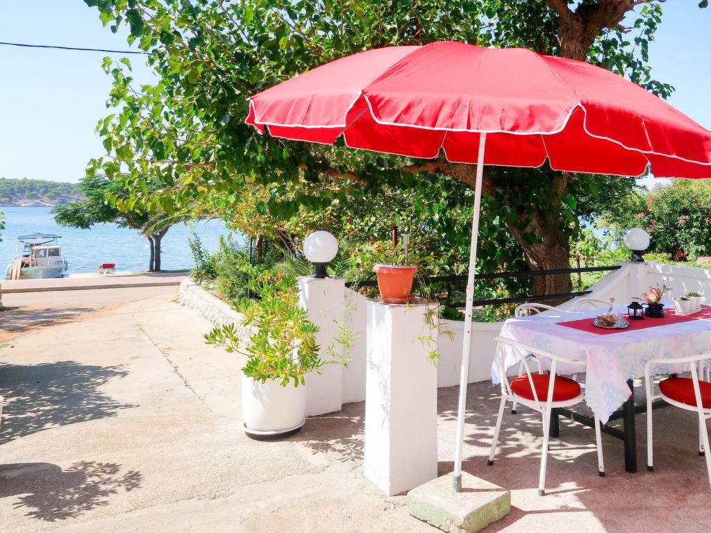Appartement de vacances Stipe (RAB125) (138792), Rab, Île de Rab, Kvarner, Croatie, image 13