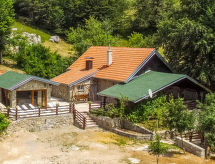 Gračac - Maison de vacances Villa Velebita