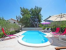 Trogir/Slatine - Vakantiehuis Zoka