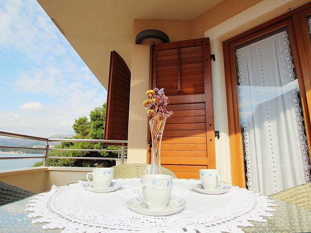 Ferienhaus Villa Mustra Ferienhaus