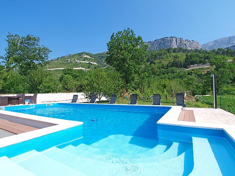 Villas to rent in Croatia details