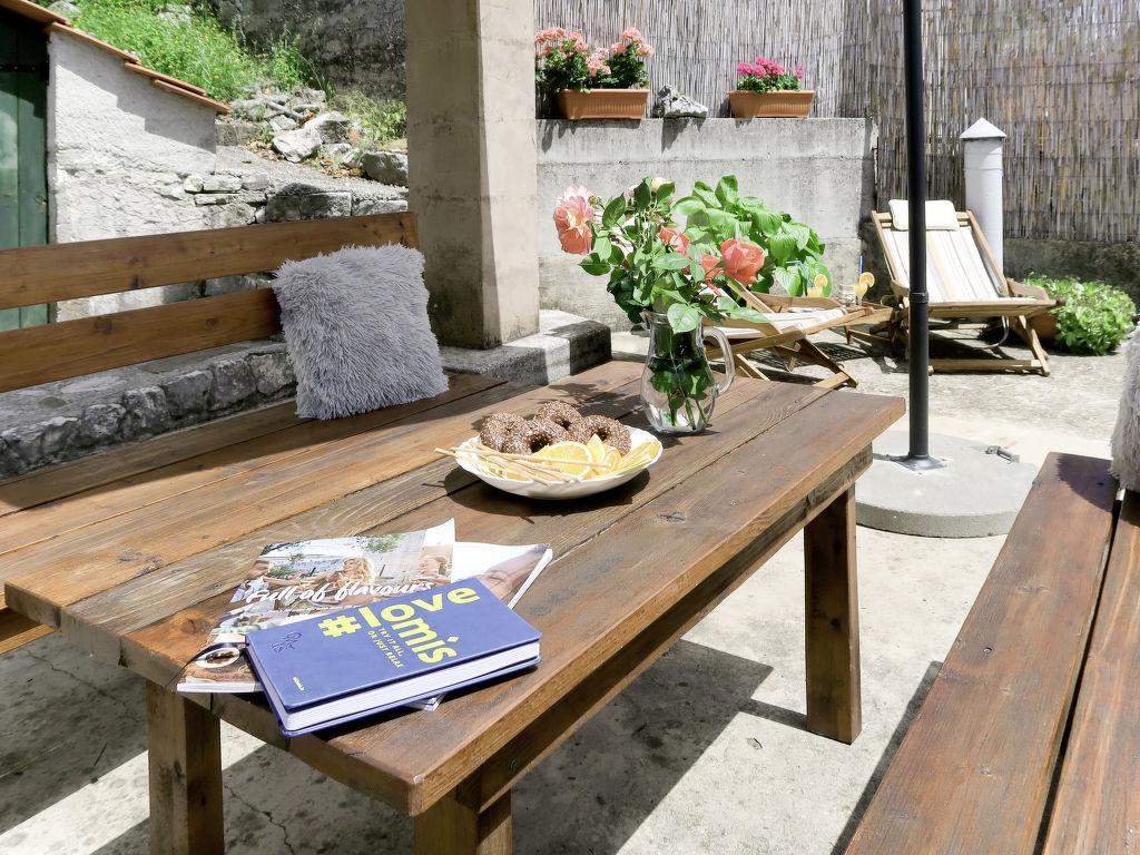 Maison de vacances Sonja (OMI500) (234382), Omiš, , Dalmatie, Croatie, image 19