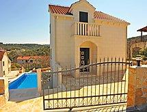 Villa Teta med vaskemaskine og internet