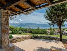 Brač/Donji Humac - Holiday House Villa Olimp