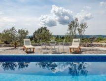 Villa Olimp síkságok túrázás és tv-vel