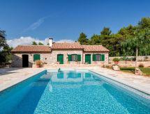 Villa Natural Rusticana con piscina und terrazza