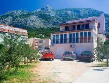 Makarska - Appartement Stipe