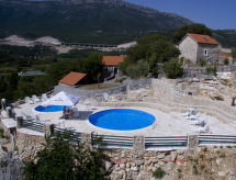 Vrgorac - Casa de vacaciones Etno selo Kokorići - Dinko