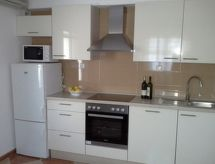 Apartmani Castello mit Ofen und Mikrowelle