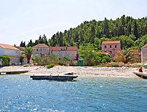 Dalmatino mit Dusche und Terrasse