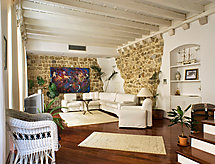 Poet's House con microondas y horno