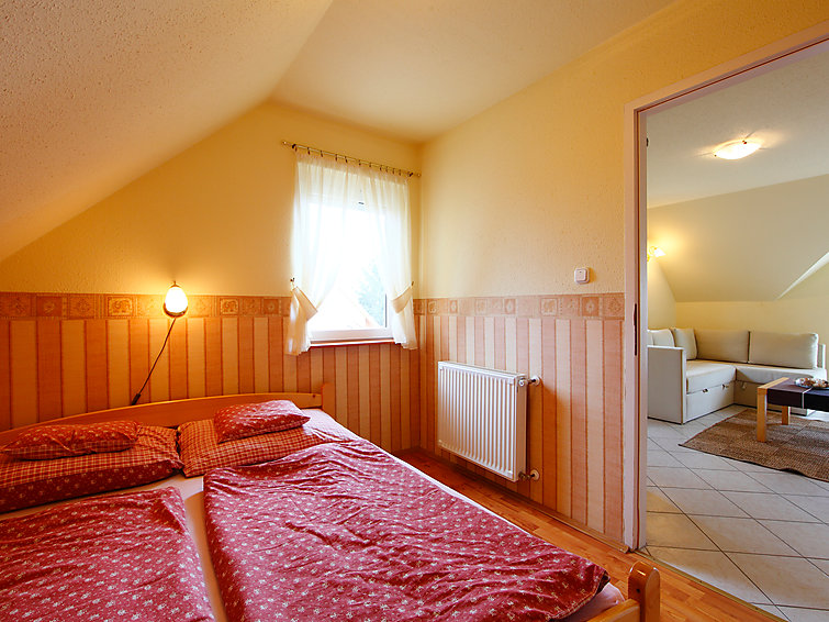 Balaton A616 - Apartment - Vonyarcvashegy