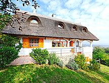 Balaton H612 mit Terrasse und Ofen