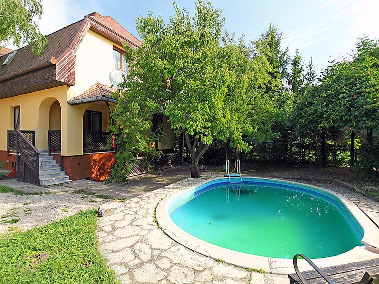 Ferienhaus Ungarn, Balaton - Südufer, Balatonfoldvar/Balatonszarszo