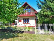 Balatonfoldvar/Szarszo - Dom wakacyjny Ferienhaus (SZA138)