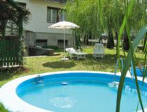 Balatonfoldvar/Szarszo - Dom wakacyjny Ferienhaus mit Pool (SZA300)