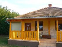 Balatonboglar/Szemes - Vakantiehuis Balaton 2105