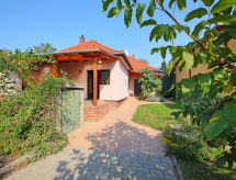 Balatonboglar/Szemes - Vakantiehuis Balaton H2088