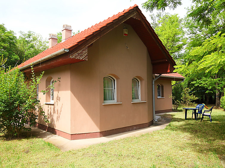 Ferienhaus Balatonboglar/Szemes