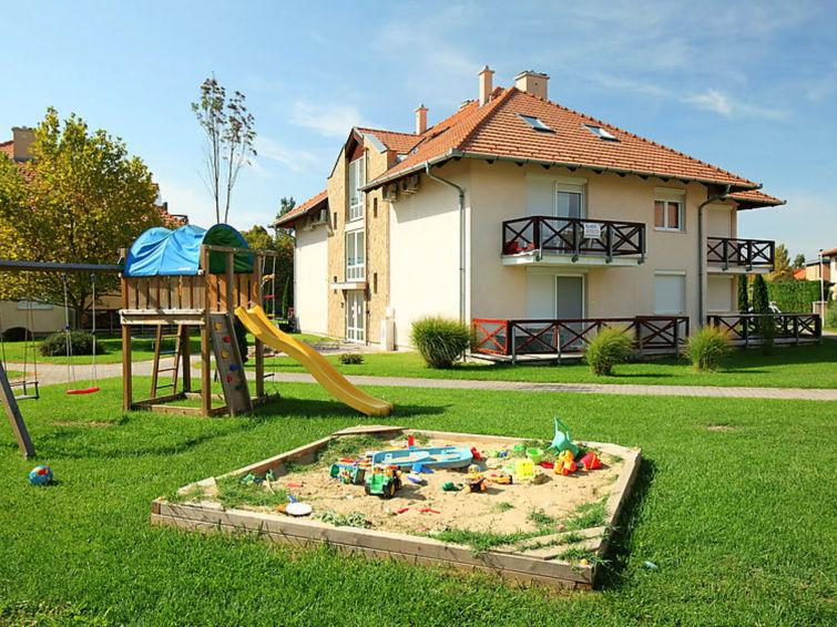 Ferienwohnung Balatonboglar/Balatonoszod