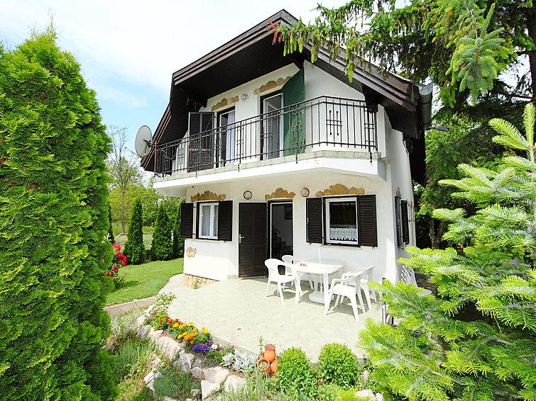 Ferienhaus Balatonboglar/Balatonoszod