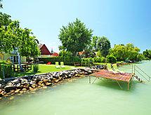 Balaton H2083 mit Garten und with WiFi