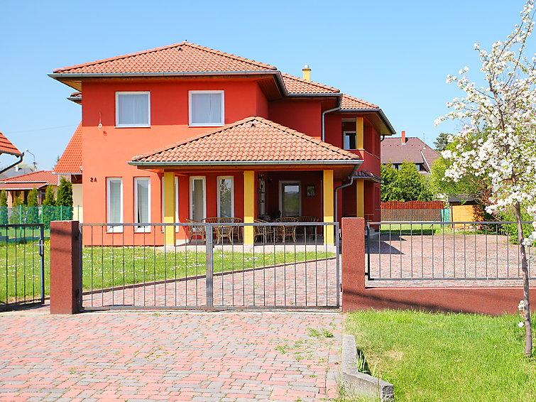 Ferielejlighed Balaton A2034 med parkering og terrasse