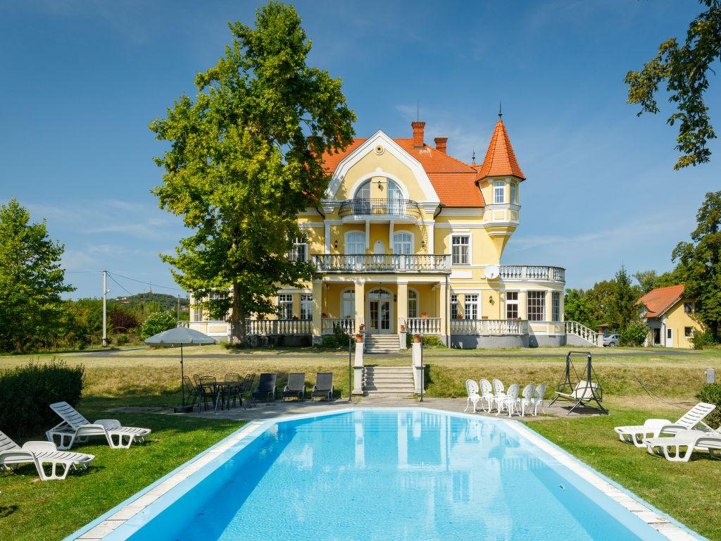 Ferienhaus Zichy Ferienhaus in Ungarn