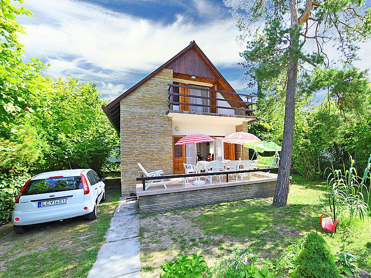 Casa de vacaciones Balaton H323 para barbacoa y con parking